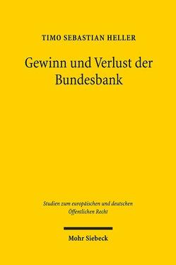 Gewinn und Verlust der Bundesbank von Heller,  Timo Sebastian