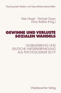 Gewinne und Verluste sozialen Wandels von Brähler,  Elmar, Eckert,  J., Geyer,  Michael, Hessel,  Aike, Strauß,  Bernhard, Troschke,  Jürgen Freiherr