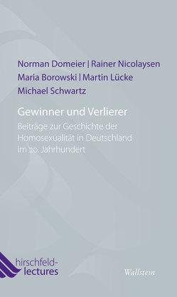 Gewinner und Verlierer von Borowski,  Maria, Domeier,  Norman, Lücke,  Martin, Nicolaysen,  Rainer, Schwartz,  Michael