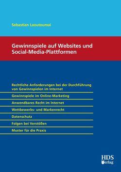 Gewinnspiele auf Websites und Social-Media-Plattformen von Laoutoumai,  Sebastian