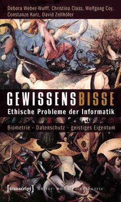 Gewissensbisse von Class,  Christina, Coy,  Wolfgang, Kurz,  Constanze, Weber-Wulff,  Debora, Zellhöfer,  David