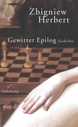 Gewitter Epilog von Bereska,  Henryk, Herbert,  Zbigniew