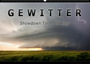 Gewitter – Showdown Tornado Alley (Wandkalender 2020 DIN A2 quer) von Thieme,  Uwe