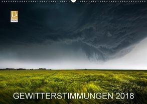 GEWITTERSTIMMUNGEN 2018 (Wandkalender 2018 DIN A2 quer) von Schumacher,  Franz