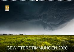GEWITTERSTIMMUNGEN 2020 (Wandkalender 2020 DIN A2 quer) von Schumacher,  Franz