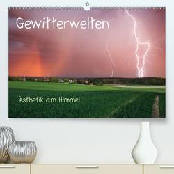 Gewitterwelten (Premium, hochwertiger DIN A2 Wandkalender 2020, Kunstdruck in Hochglanz) von Eggert,  Daniel