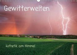 Gewitterwelten (Wandkalender 2019 DIN A3 quer)