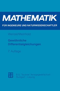 Gewöhnliche Differentialgleichungen von Meinhold,  Peter, Wenzel,  Horst