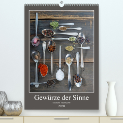 Gewürze der Sinne (Premium, hochwertiger DIN A2 Wandkalender 2020, Kunstdruck in Hochglanz) von Siepmann,  Thomas