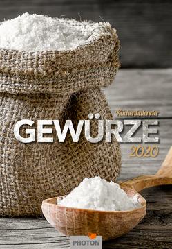 GEWÜRZE Kalender 2020 von PHOTON Verlag
