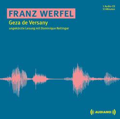 Geza de Versany von Franz Werfel,  Franz, Zita Maria Kral,  Zita Maria