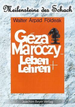 Géza Maróczy von Földeák,  Walter Árpád, Ullrich,  Robert