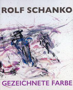Gezeichnete Farbe von Schanko,  Rolf