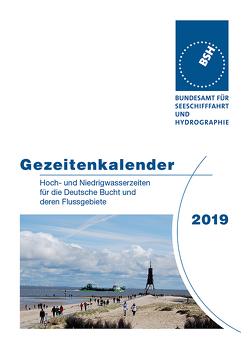 Gezeitenkalender 2019 von Bundesamt für Seeschifffahrt und Hydrographie