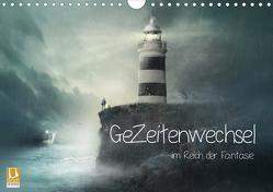 GeZeitenwechsel im Reich der Fantasie (Wandkalender 2021 DIN A4 quer) von Kuckenberg-Wagner,  Brigitte