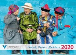 GfbV- Bildkalender 2020 von Gesellschaft für bedrohte Völker (GfbV)