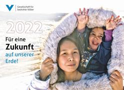 GfbV-Bildkalender 2022