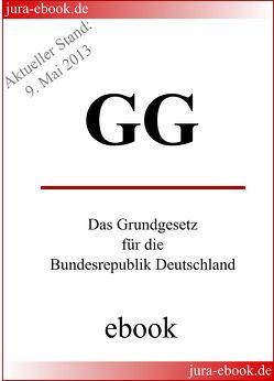 GG – Grundgesetz für die Bundesrepublik Deutschland