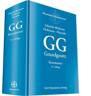 GG – Grundgesetz von Henneke,  Hans-Günter, Hofmann,  Hans