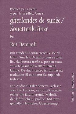 gherlandes de sunec / Sonettenkränze von Bernardi,  Rut