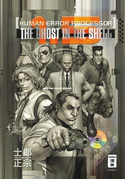 The Ghost in the Shell 1.5 – Human Error Processor von Schmitt-Weigand,  John, Shirow,  Masamune
