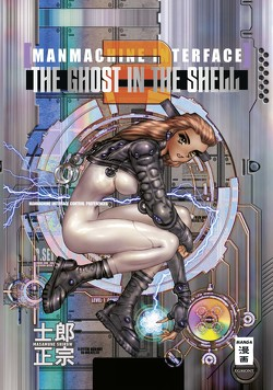 The Ghost in the Shell 2 – Manmachine Interface von Peter,  Claudia, Shirow,  Masamune