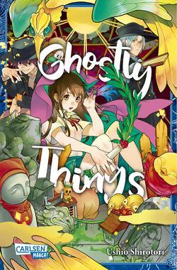 Ghostly Things 2 von Bockel,  Antje, Shirotori,  Ushio