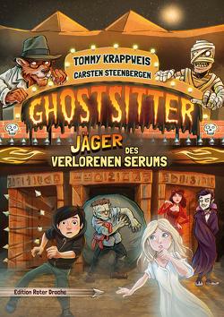 Ghostsitter von Grubing,  Timo, Krappweis,  Tommy, Steenbergen,  Carsten