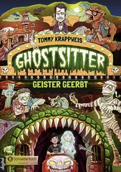 Ghostsitter, Band 01 von Krappweis,  Tommy