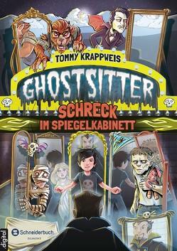 Ghostsitter, Band 04 von Grubing,  Timo, Krappweis,  Tommy