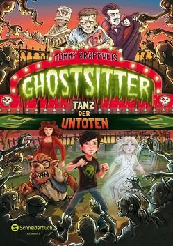 Ghostsitter, Band 05 von Grubing,  Timo, Krappweis,  Tommy