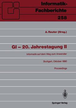GI — 20. Jahrestagung II von Reuter,  Andreas
