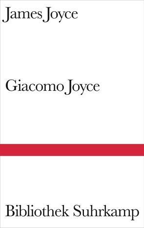 Giacomo Joyce von Ellmann,  Richard, Joyce,  James, Reichert,  Klaus