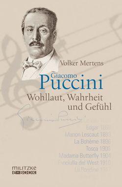Giacomo Puccini von Mertens,  Volker