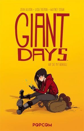 Giant Days 01 von Allison,  John, Cogar,  Whitney, Treiman,  Lissa