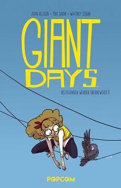 Giant Days 03 von Allison,  John, Cogar,  Whitney, Treiman,  Lissa