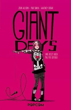 Giant Days 04 von Allison,  John, Cogar,  Whitney, Treiman,  Lissa