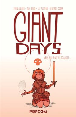 Giant Days 05 von Allison,  John, Cogar,  Whitney, Treiman,  Lissa