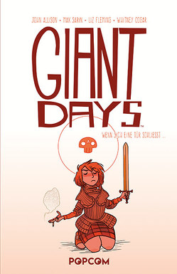 Giant Days 05 von Allison,  John, Cogar,  Whitney, Treiman,  Lissa