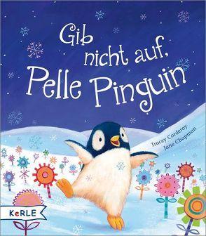 Gib nicht auf, Pelle Pinguin von Chapman,  Jane, Corderoy,  Tracey, Vierkant,  Corinna
