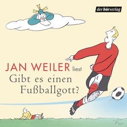 Gibt es einen Fußballgott? von Hess,  Wolfgang, Weiler,  Jan