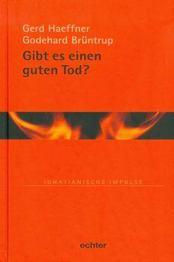 Gibt es einen guten Tod? von Brüntrup,  Godehard, Haeffner,  Gerd