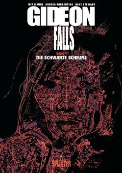 Gideon Falls. Band 1 von Lemire,  Jeff, Sorrentino,  Andrea