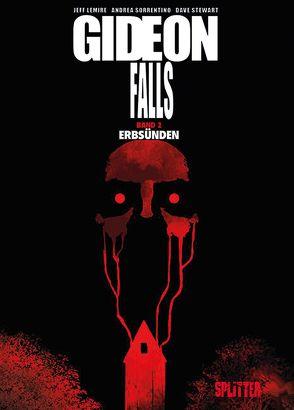 Gideon Falls. Band 2 (limitierte Vorzugsausgabe) von Lemire,  Jeff, Sorrentino,  Andrea