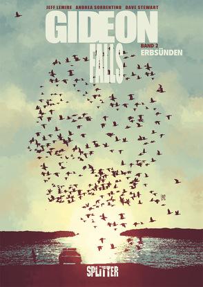 Gideon Falls. Band 2 von Lemire,  Jeff, Sorrentino,  Andrea