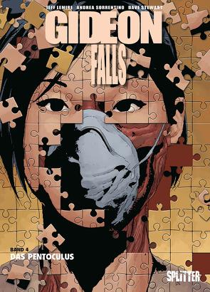 Gideon Falls. Band 4 (limitierte Vorzugsausgabe) von Lemire,  Jeff, Sorrentino,  Andrea