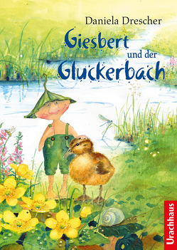 Giesbert und der Gluckerbach von Drescher,  Daniela