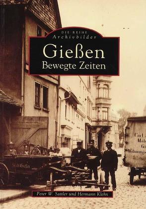 Gießen von Sattler,  Peter W.