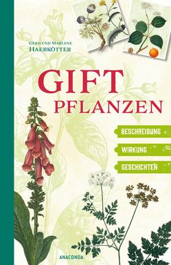 Giftpflanzen von Haerkötter,  Gerd, Haerkötter,  Marlene