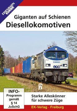 Giganten auf Schienen – Diesellokomotiven